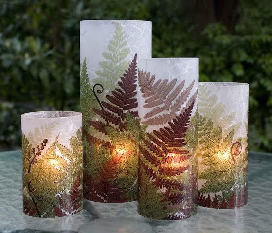 harvest fest candles