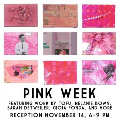 pink week show