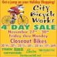 city bikes holiday sale