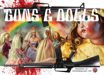 guns and dolls