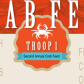 boy scout crab feed at california auto museum