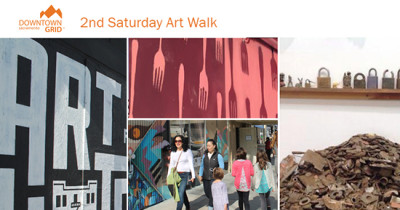 2nd Saturday art walk sacramento february 2016