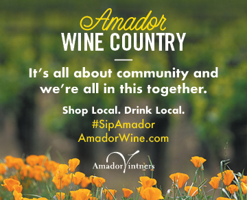 Amador Vintners' Association (Online orders, pickup, delivery)
