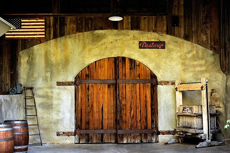 Amador Vintners Association Restaurant Sacramento