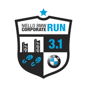 niello bmw corporate run