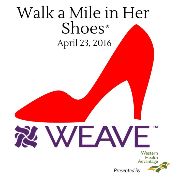 Walk A Mile In Her Shoes Sacramento