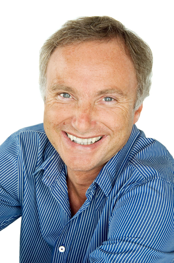 Tony Attwood Portrait Photograph