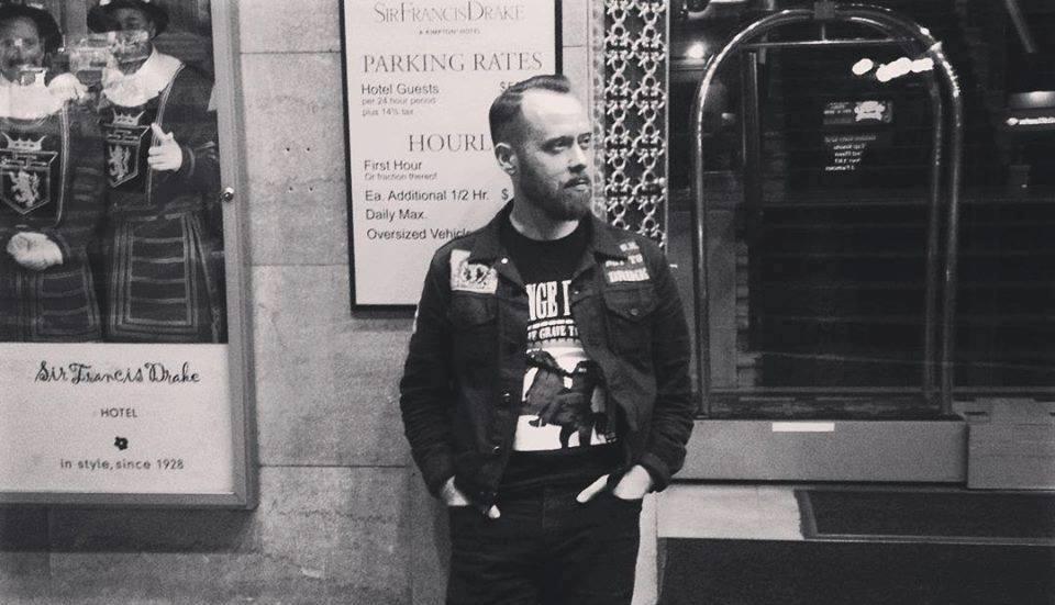 Poet & Activist Jared Paul