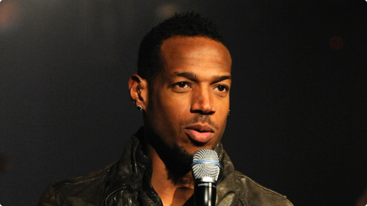 Marlon Wayans: Scandal-Less Tour