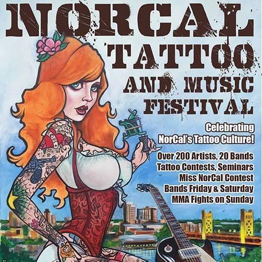 norcal tattoo music