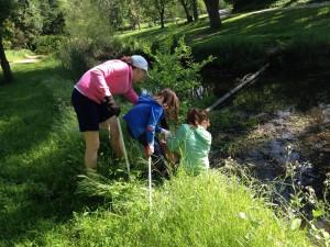 creek week kids