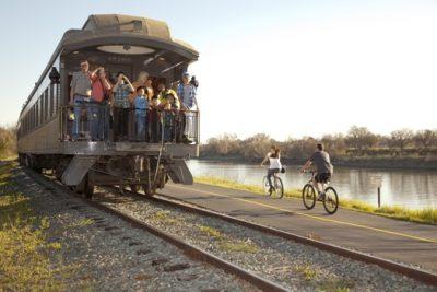weekend train rides