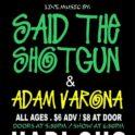said the shotgun