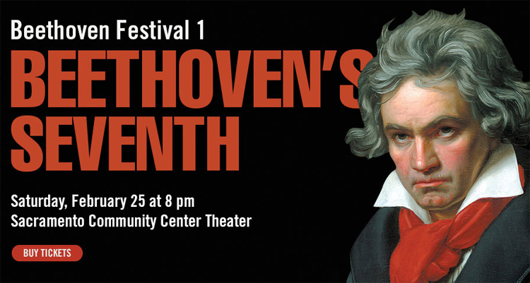 Beethoven's Seventh (Beethoven Festival I)