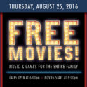 free drive in movies