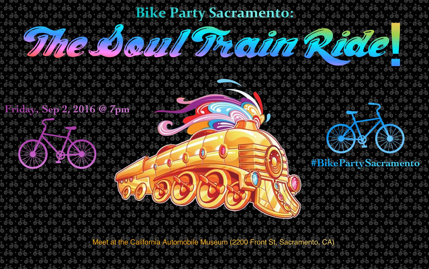 The Soul Train Ride