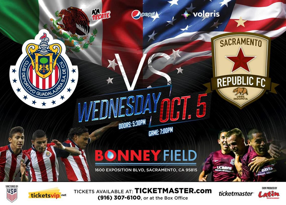 International Friendly: Republic V. Chivas