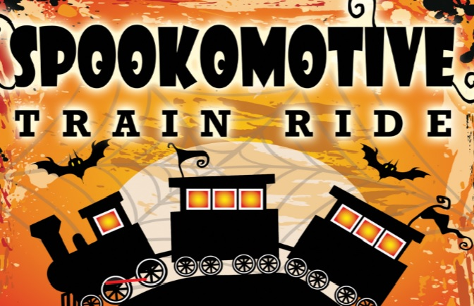 Spookomotive Train Rides