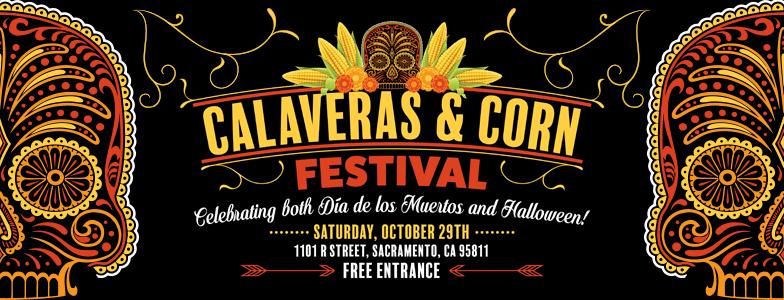 Calaveras & Corn Festival