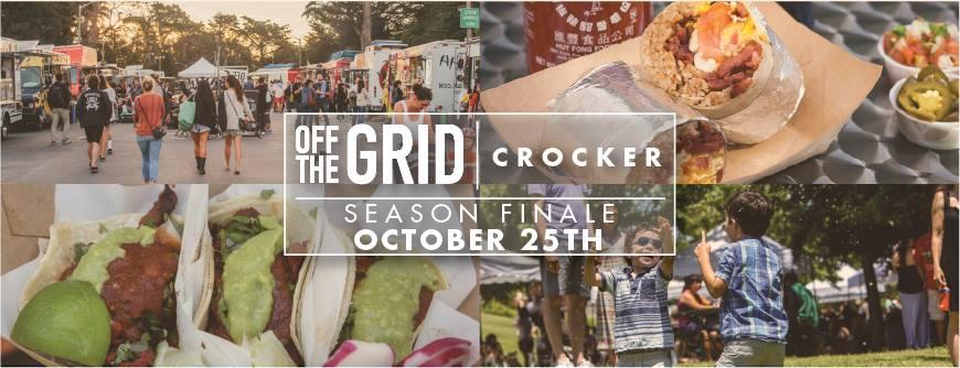 Off the Grid: Crocker Season Finale
