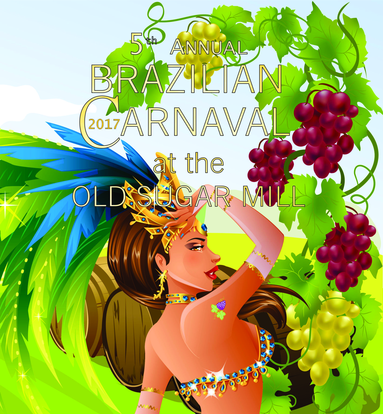 5th Annual Brazilian Carnaval
