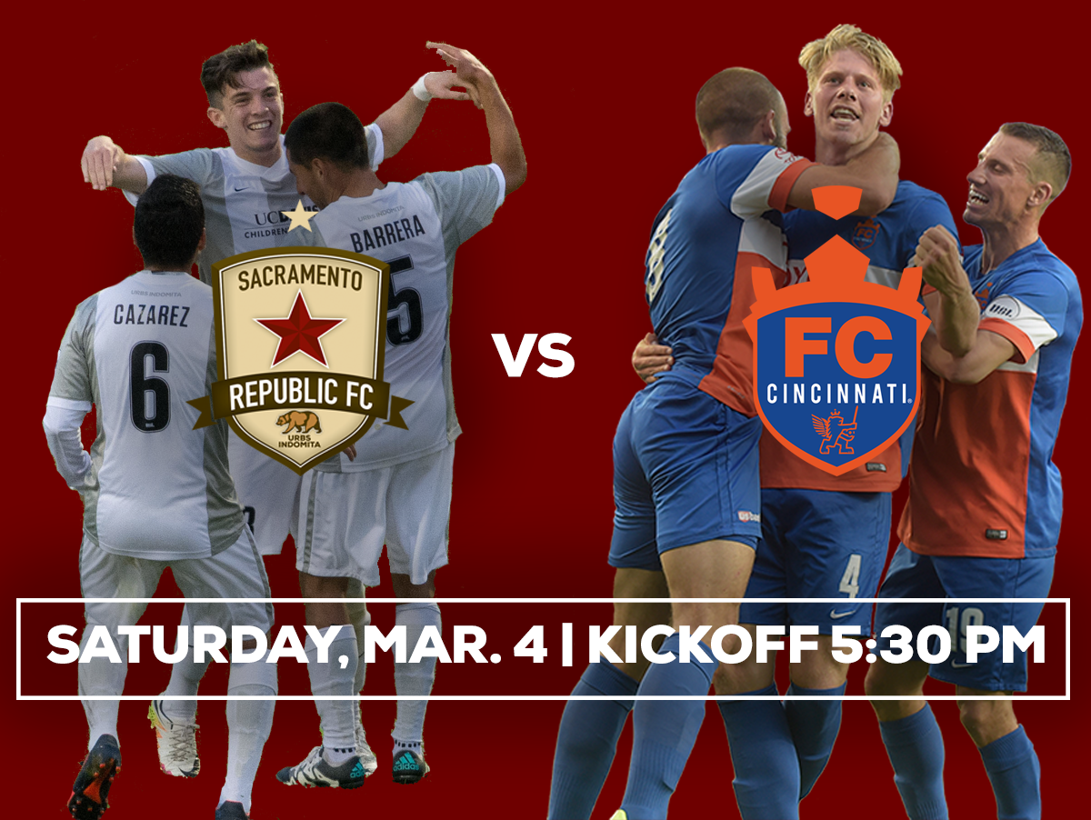 FC Cincy Friendly