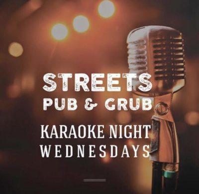 karaoke streets