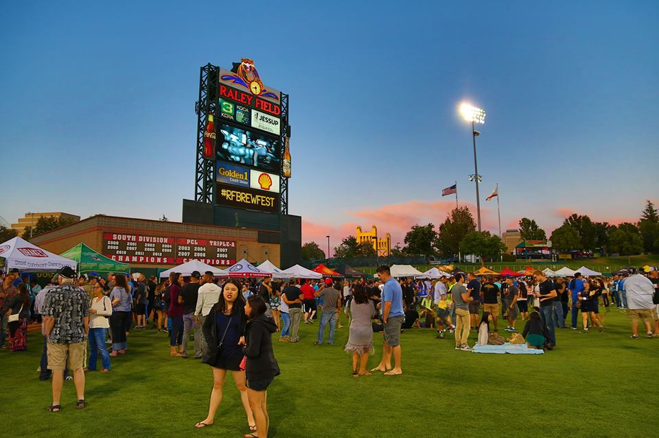 raley field brew
