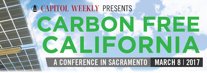 Carbon Free California Conference