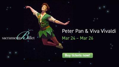 Peter Pan Downtown Grid homepage