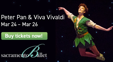 Peter Pan Sacramento Ballet