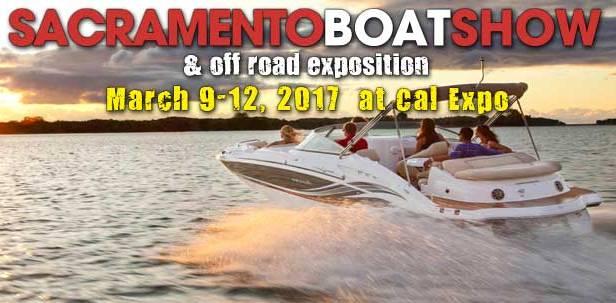 Sacramento boat show off road exposition sacramento for Craft fairs sacramento 2017