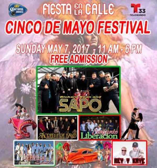 Fiesta en la Calle - Cinco de Mayo Festival