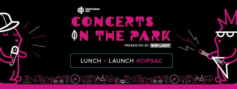 Lunch + Launch: Concerts in the Park Lineup Announcement