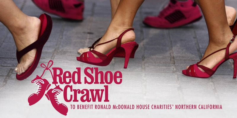 8th Annual Red Shoe Crawl