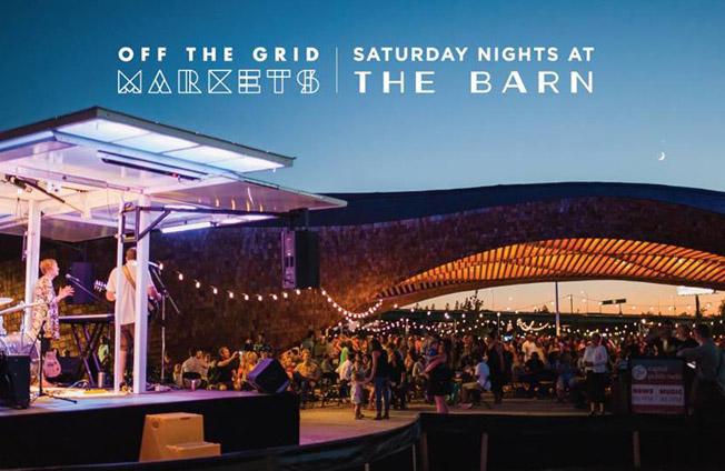 Saturday Nights at The Barn