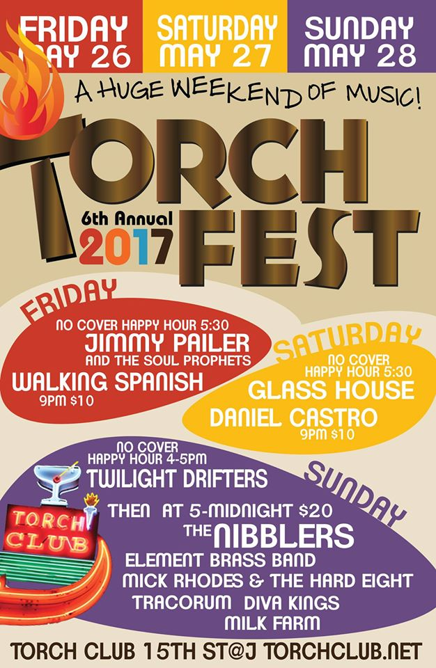 Torch Fest 2017