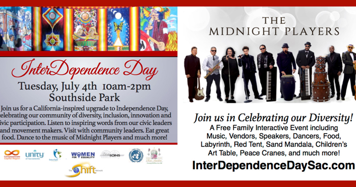 InterDependence Day Sacramento
