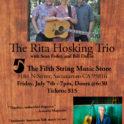 Rita Hosking Trio