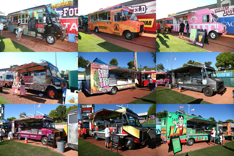 fourth on the field food trucks