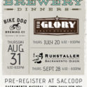 brewery dinner at the sacramento co-op