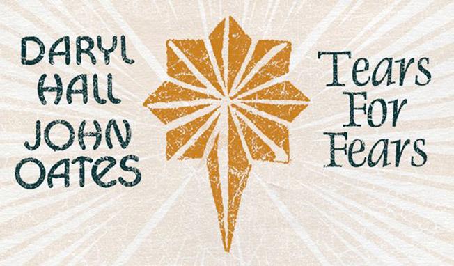 Daryl Hall and John Oates // Tears for Fears