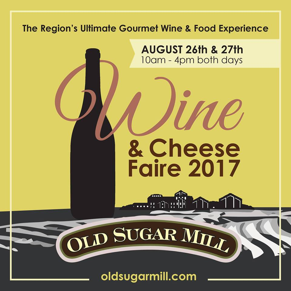 Gourmet Wine & Cheese Faire 2017