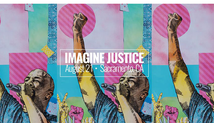 Imagine Justice Concert - SOLD OUT