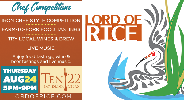 Lord of Rice Culinary Challenge