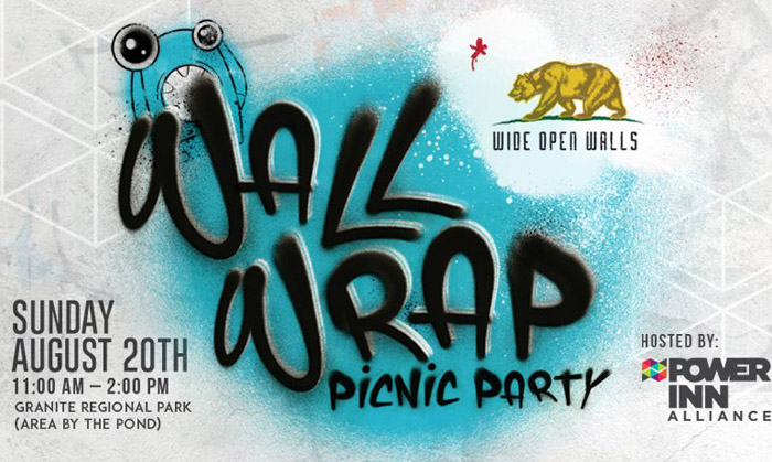 Wall Wrap Picnic Party