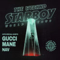 The Weeknd in Sacramento at Golden 1 Center