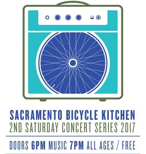 2nd Saturday Concert Series / Sac Bike Kitchen – Sacramento