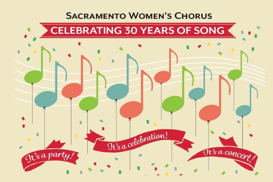 Birthday Bash! Sacramento Women's Chorus