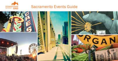 Sacramento Events Guide 10/9/17